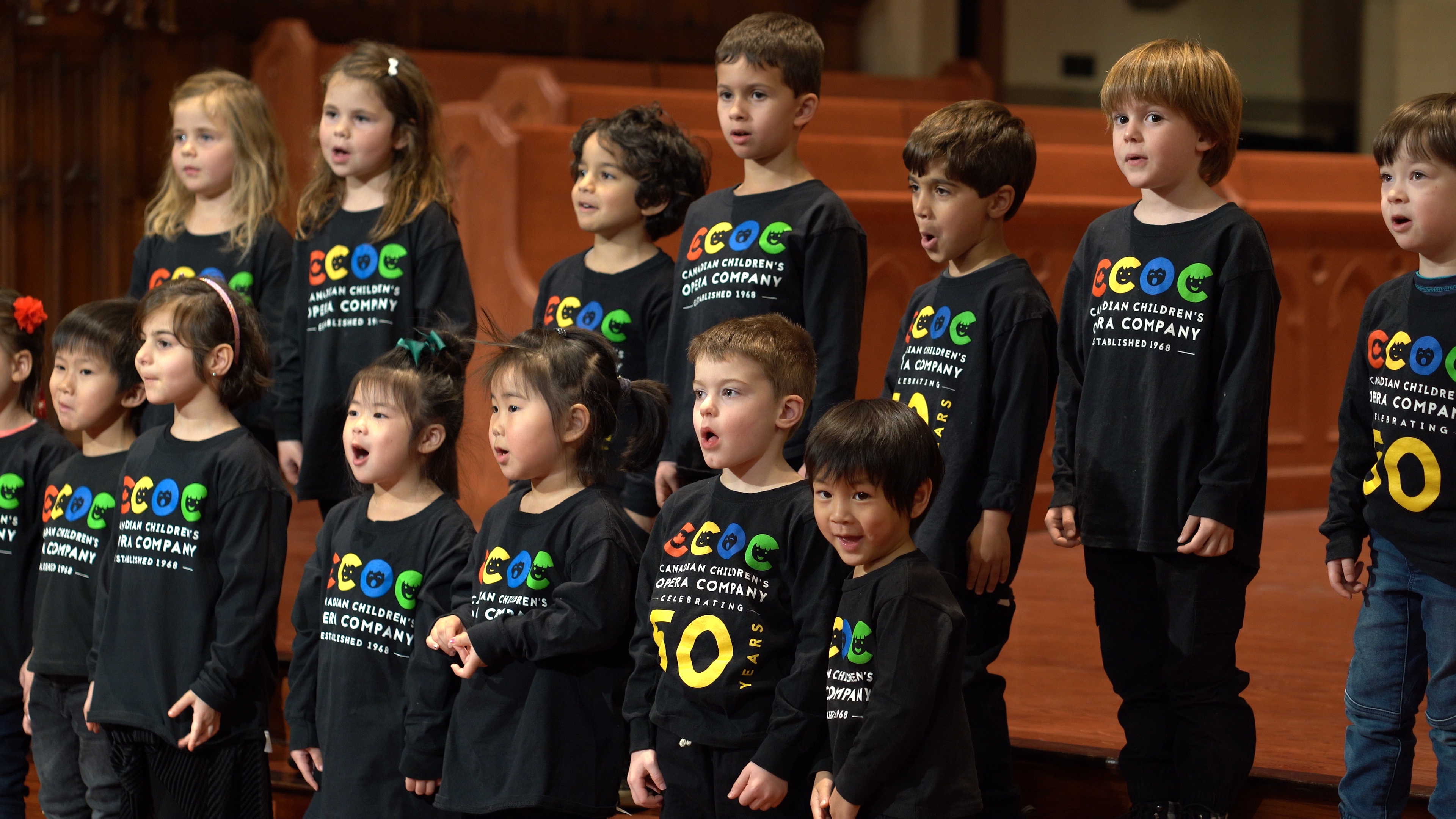 Canadian Children's Opera Company 2019/20 Auditions | Canadian