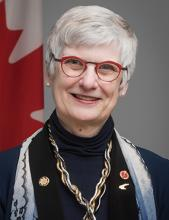 Senator Pat Bovey