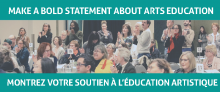 Make a Bold Statement About Arts Education