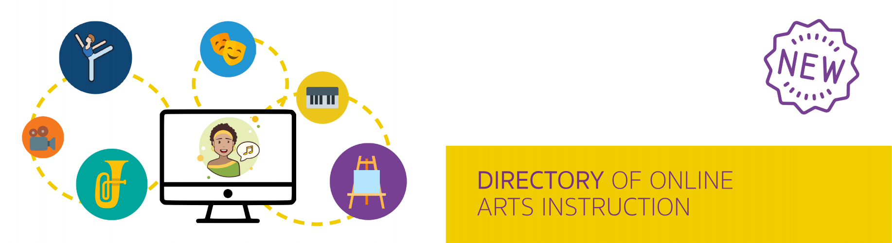 Directory of Online Arts Instruction