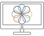 Digital Eduarts Hub logo